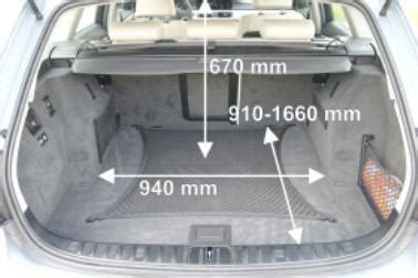 Bmw 3er Touring Kofferraum Ma E by Adac Auto Test Bmw 320d Touring Efficientdynamics Edition
