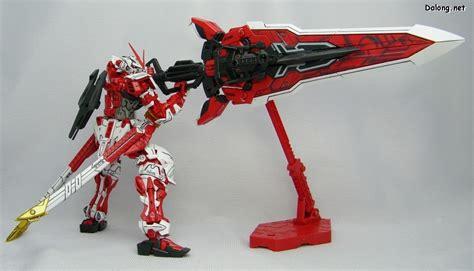 Jual Gunpla Terbaik by Jual Gundam Astray Frame Master Grade 1 100 Daban