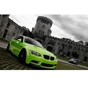 Green BMW M3 Wallpaper  HD Car Wallpapers