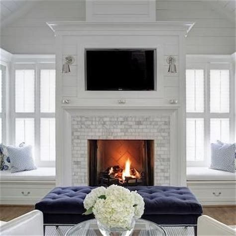 fireplace seating ideas bedroom fireplace with built in window seats transitional