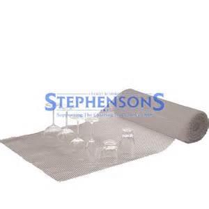 clear shelf liner roll 60cm x 10m stephensons