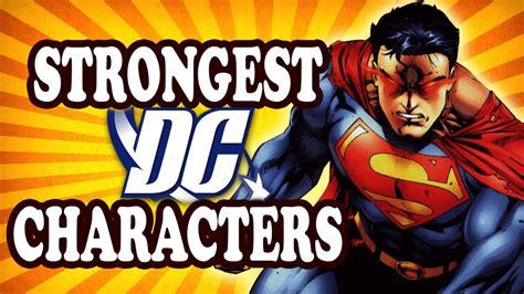 top 10 toughest characters in the bible toptenznet top 10 physically strongest dc comic book characters