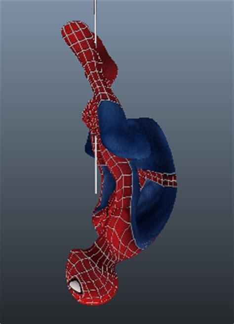 spiderman rope swing 3dpf blog