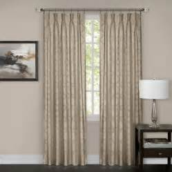 jcpenney pinch pleated drapes pinch pleat curtain panel walmart