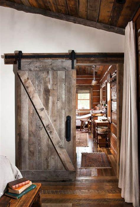 stylish barn doors ideas   interiors shelterness