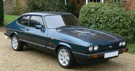 1984 ford capri hagerty classic car price guide