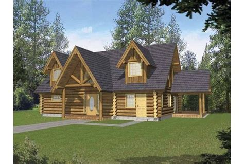 Complete House Plans No Need To Rough It In This Fabulous Cabin Plan