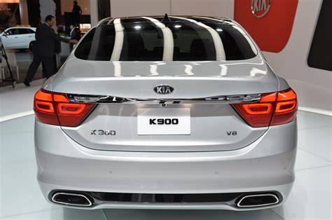 Kia K900 Price Tag 2015 Kia K900 Flagship Sedan