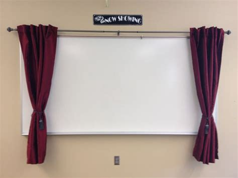 curtains for schools dramas classroom and curtains on pinterest