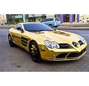 Some Keep Gold In Their Garage The Mercedes C63 AMG