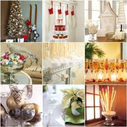 Homes With Christmas Decorations by Better Homes And Gardens Holiday Ideas The Sweetest