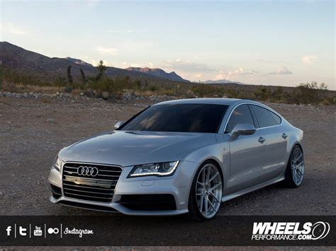Audi A7 Wheels by Our Clients Audi A7 With 21 Quot Adv 1 5 0 Mv 2 Wheels