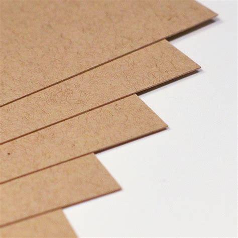 card paper stock heavyweight card stock kraft