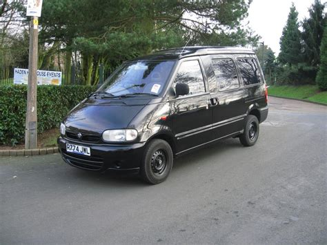 nissan cargo black nissan vanette 2 3 diesel cargo for sale other black