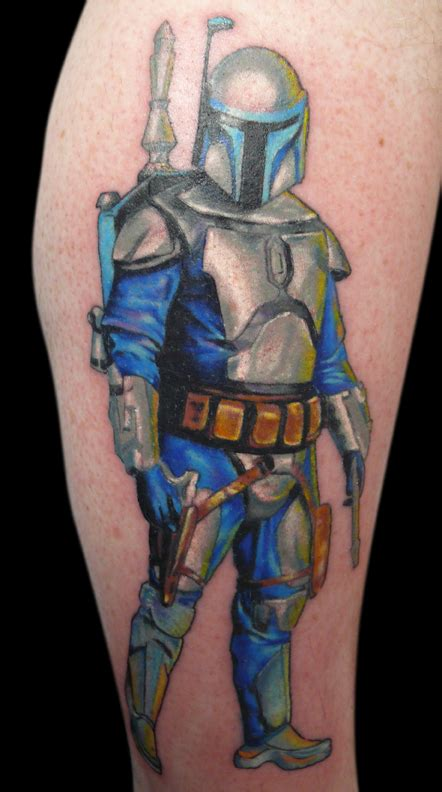 boba fett tattoos why we boba fett