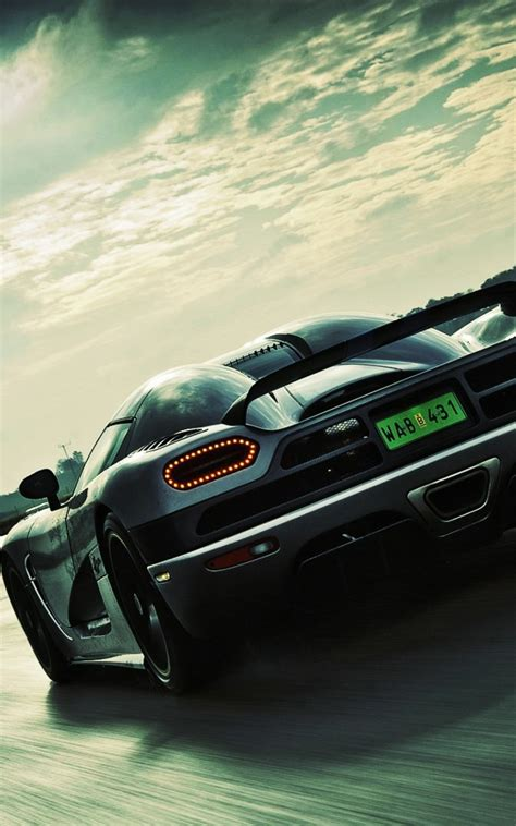 koenigsegg super car iphone   hd wallpaper ipod