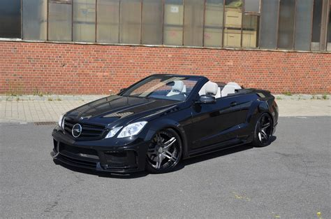 convertible mercedes black mercedes benz e class cabriolet by mec design is back