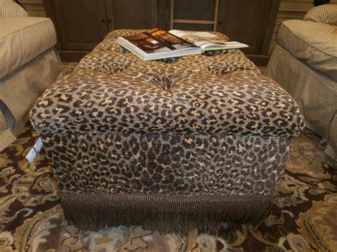 cheetah print ottoman leopard print ottoman at the missing piece