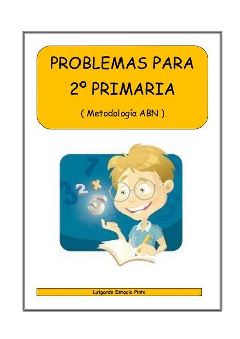 Problemas Para 2 De Primaria Slideshare Newhairstylesformen2014com | problemas para segundo de primaria