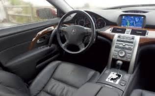 2005 Acura Rl Engine 2005 Acura Rl Term Road Test Verdict Review