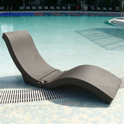 Lounge Chairs For The Pool by The Splashlounger Chaise Pool Floater Chair