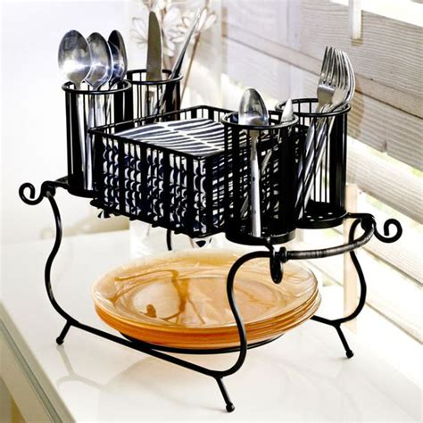 Entertaining Flatware And Buffet On Pinterest Buffet Caddy Plate Flatware Organizer