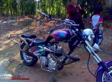 Modified Indian Bicycle by Modified Indian Bikes Post Your Pics Here And Only Here