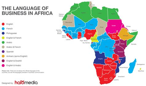 which countries in africa speak graphic design agency in africa challenges multi lingual