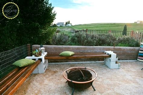 10 Genius Ways To Use Cinder Blocks In Your Garden Hometalk Cinder Block Patio Furniture