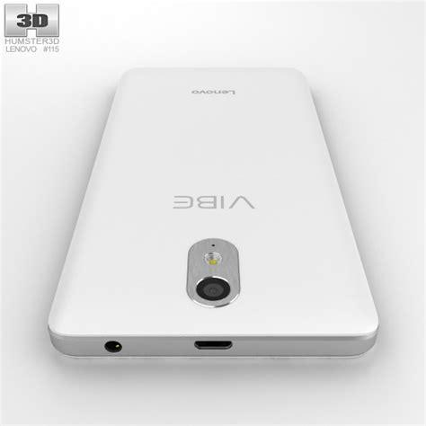 Lenovo Vibe White lenovo vibe p1m pearl white 3d model humster3d