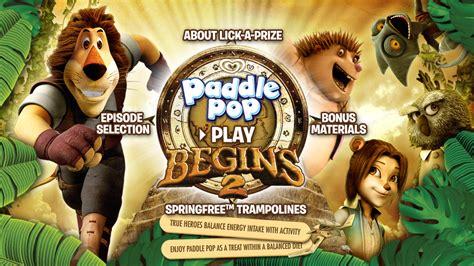 film paddle pop dinosaurus paddle pop 187 elastic wit studios