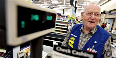 How To Apply For A Walmart Cashier Delaying Retirement Should Average Expectancy