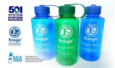 Tumbler Kangen Water distributor botol minum produsen botol minum plastik