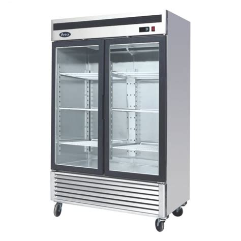 Glass Door Commercial Refrigerator 2 Glass Door Commercial Refrigerator