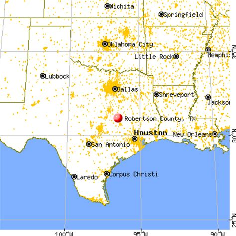 robertson county texas map robertson county texas detailed profile houses real estate cost of living wages work
