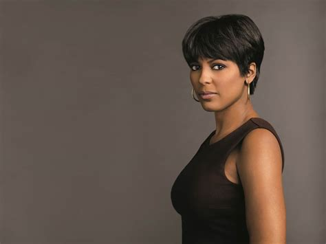 tamron hall haircut tamron gets a new spring cut does it look familiar