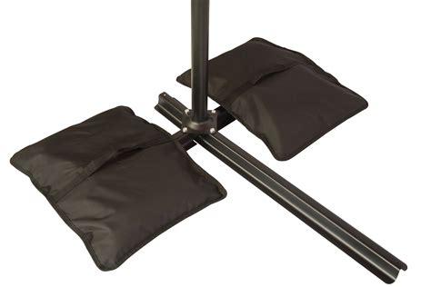 Patio Umbrella Sand Bags; 7 Ft Garden Patio Market Outdoor