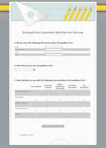 survey template survey templates use professional templated surveys cvent
