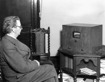 color tv inventor logie baird 1888 1946 television pi at science and