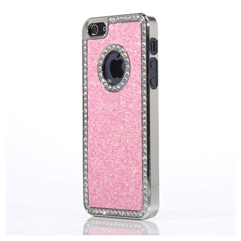 Design Your Own Home Victoria by Pink Diamond Bling Iphone 5 Case My Space Case