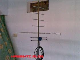 membuat antena tv tabung cara merakit antena tv uhf sederhana hasbi htc