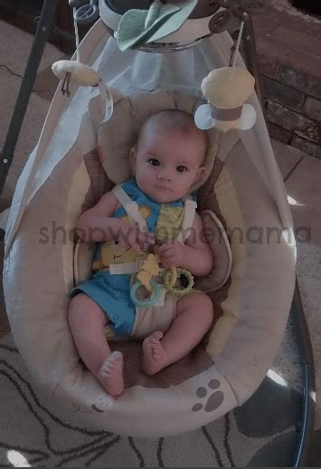 How Much Does A Baby Swing Cost My Fisher Price Meet Up Fisherprice Snugabear