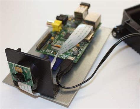 Membuat Web Security Dengan Raspberry by Kamera Cctv Yang Dibuat Menggunakan Raspberry Pi Ngelag