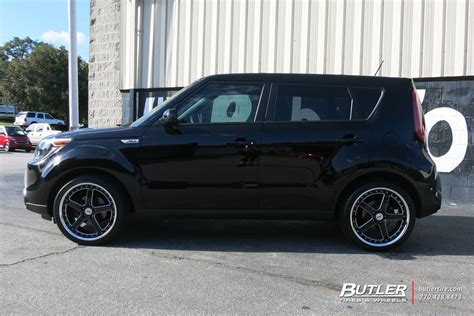 Tires For Kia Soul Kia Soul Custom Wheels Tsw Carthage 19x Et Tire Size