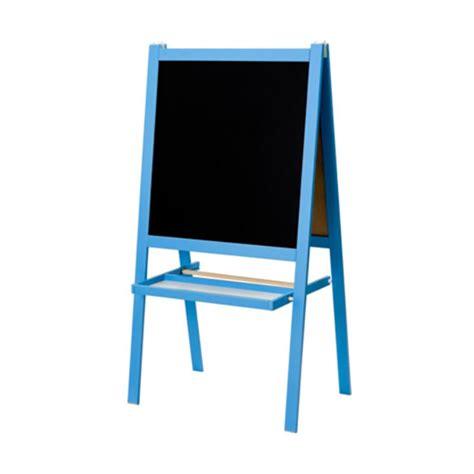 jual ikea mala easel papan tulis anak biru harga kualitas terjamin blibli
