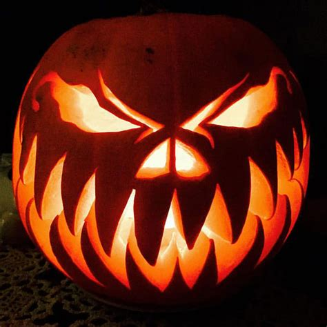 pumpkin pattern ideas for halloween 40 best cool scary halloween pumpkin carving ideas