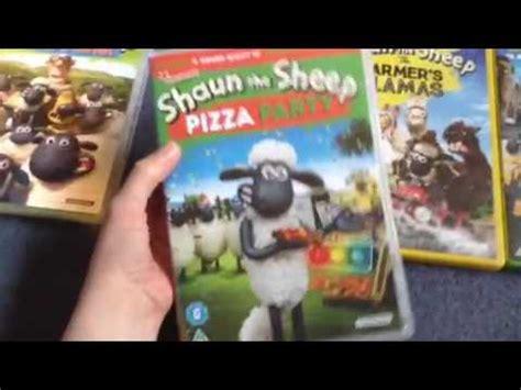 Dvd Shaun The Sheep Season 3 Complete Series my shaun the sheep dvd collection part 2 series 3