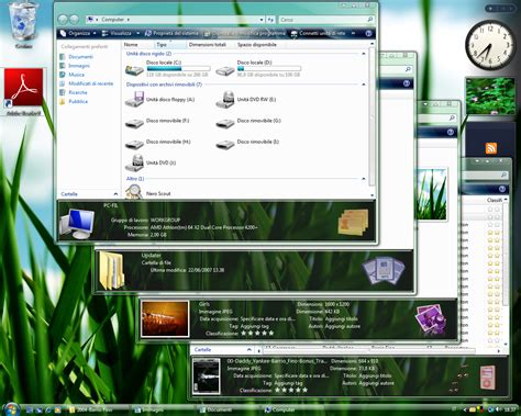 themes vista vista themes free windows vista themesvista green style