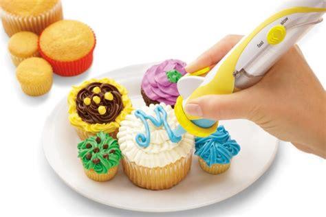 Plastik Penghias Kue alat penghias kue tart dan cup cakes berbentuk pena