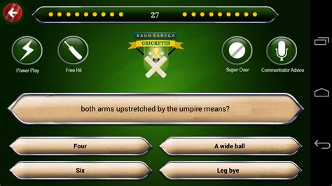 quiz questions kbc download india world kbc cricket quiz for android india